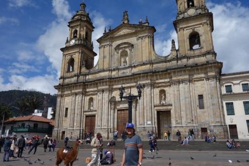 Plaza de Bolivar (Bogota, Colombia)