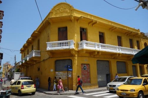 Getsemani (Cartagena, Colombia)