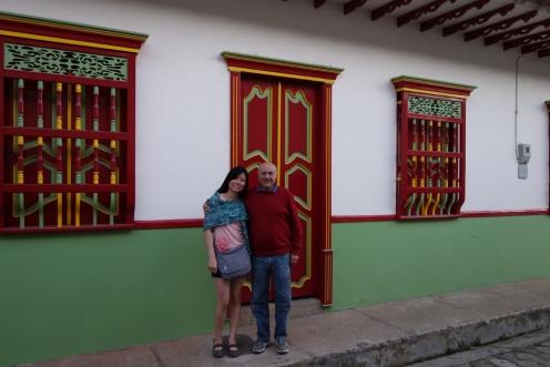 Jenn & Decio (Jerico, Colombia)