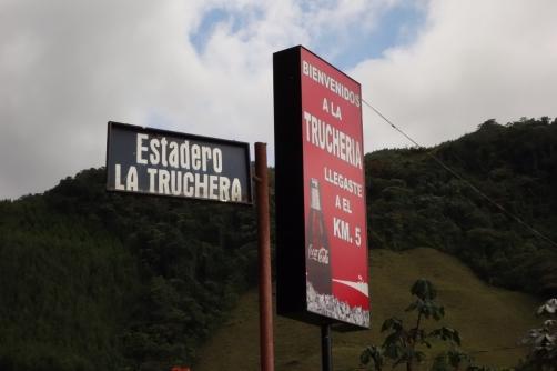 La Trucheria (Jardin, Colombia)