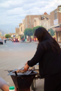 Nazca Street Food