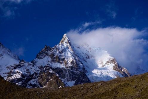 Salkantay Peak, Peru