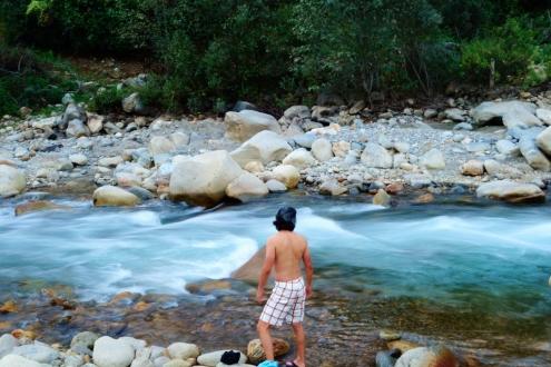 Rio Urumbamba, Peru