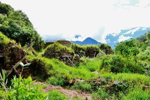 Llactapata Ruins