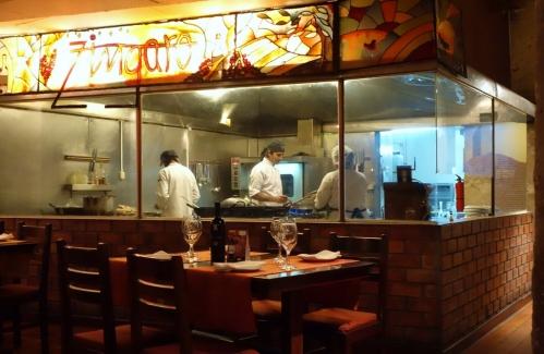 Zingaro kitchen (Arequipa, Peru)