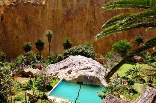 Sangalle, Peru (Colca Canyon)