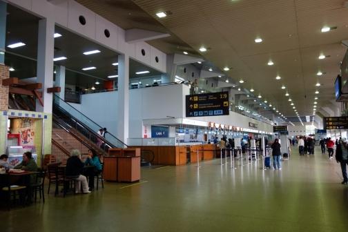Santa Cruz (Bolivia) airport