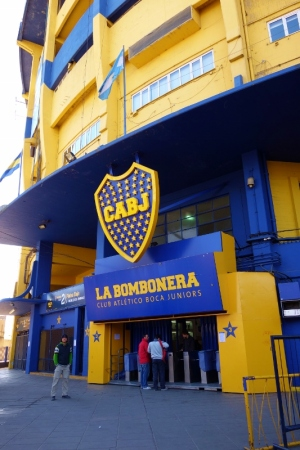 La Bombenera: the Boca Juniors stadium
