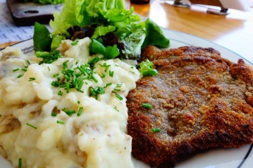 Milanesas - like schnitzel but better