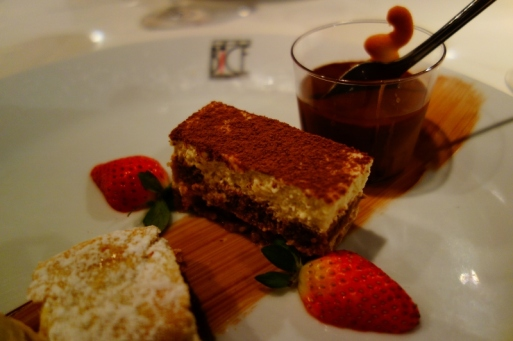 Last course: Italian desserts