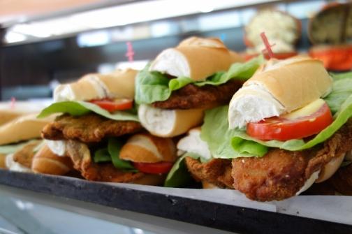 Milanesas - like a schnitzel but better