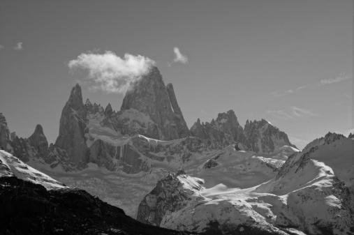Fitz Roy Mountain, Argentina Patagonia