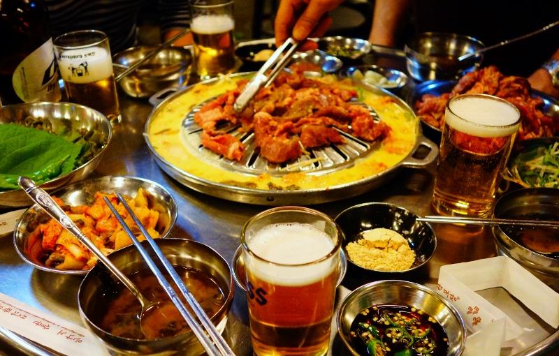 Seoul Grill House Restaurant