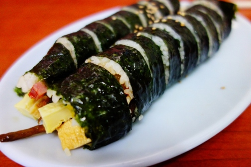 Kimbap (Seoul, South Korea)