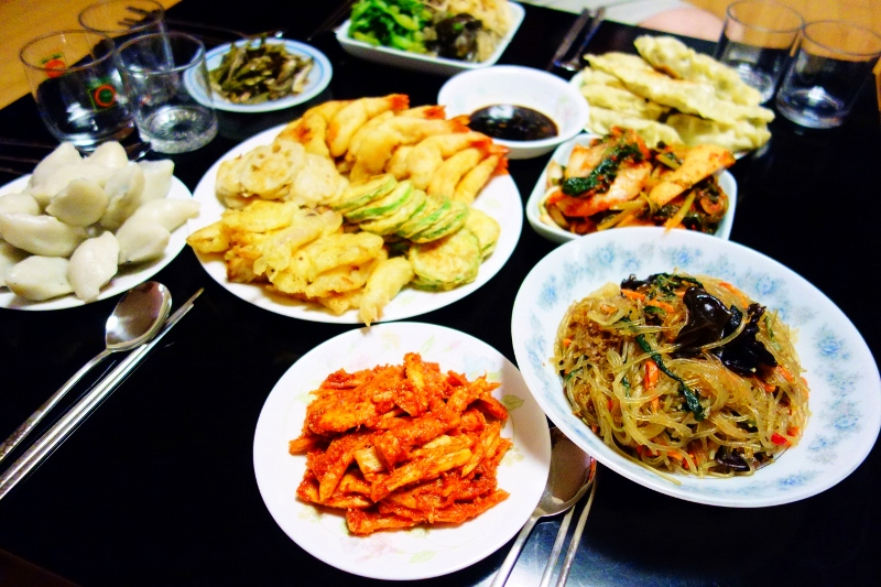 home-cooked food | travels of yum