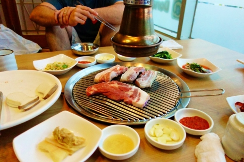 BBQ black big (Jeju Island, South Korea)