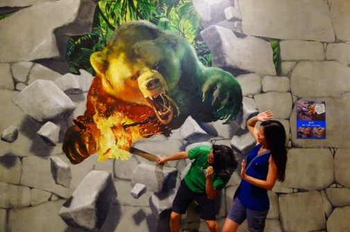 Trick Art Museum (aka Randomland), Jeju Island, South Korea