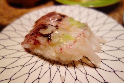 Sushi at Pintokana (Tokyo, Japan)