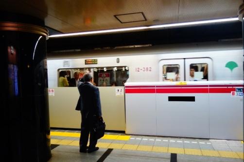 Tokyo's metro system (Tokyo, Japan)