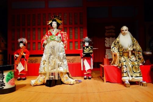 Edo-Tokyo Museum, Tokyo, Japan