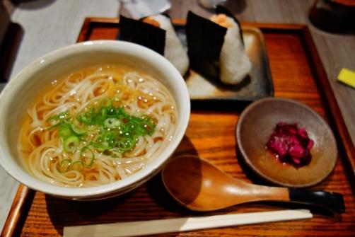 Ramen meal (Tokyo, Japan)