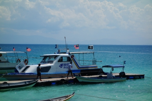 Universal Diver Dive Boat (Perhentian Islands, Malaysia)