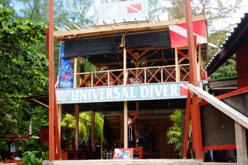 Universal Diver Dive Shop & School (Perhentian Islands, Malaysia)