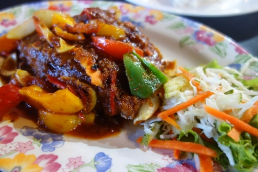 Sambal Fish (Cocohut, Perhentian Islands)