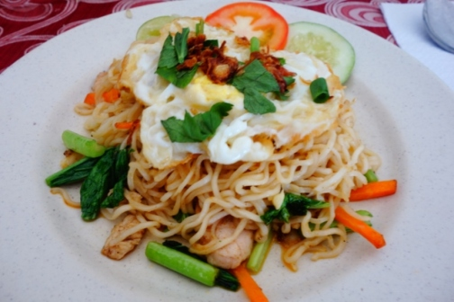 (Maggi Goreng (Mama's Place, Perhentian Islands)