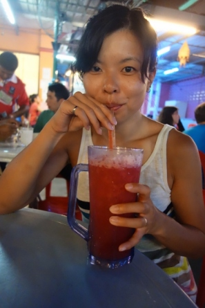 Fruit shakes (George Town, Malaysia)