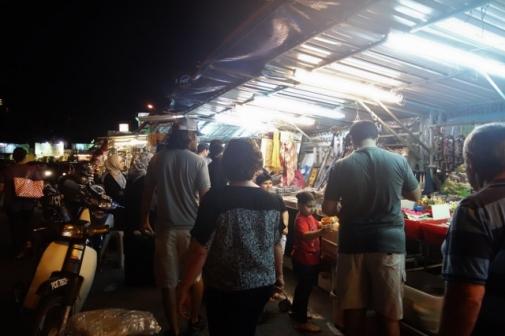 Night Market stalls in Batu Ferringhi (Penang, Malaysia)