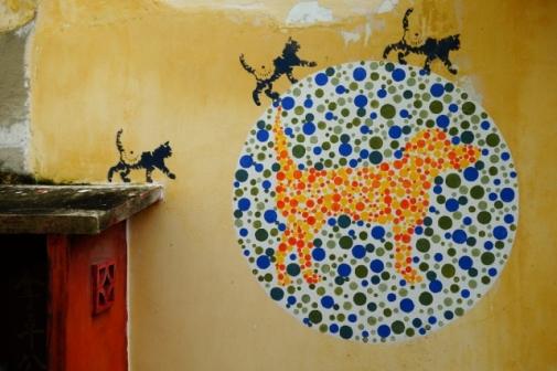 Street art (George Town, Malaysia)