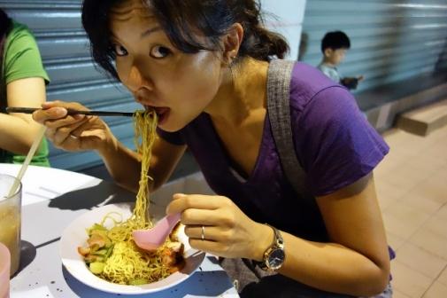 Wan Tan Mee (George Town, Malaysia)