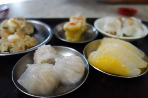Dim Sum at Aik Hoe (George Town, Malaysia)