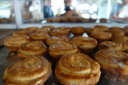 Coconut tarts in George Town (Penang, Malaysia)