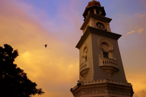 Queen Victoria Clock Tower (George Town, Malaysia)