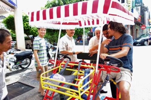 Novelty Bike (George Town, Malaysia)