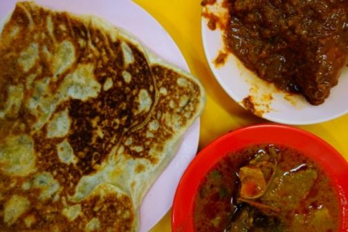 Roti Canai (George Town, Malaysia)
